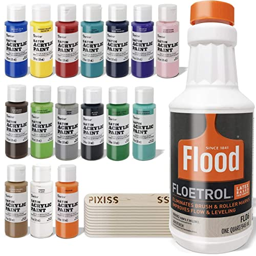 Floetrol Acrylic Paint Pouring Medium Amazon Com