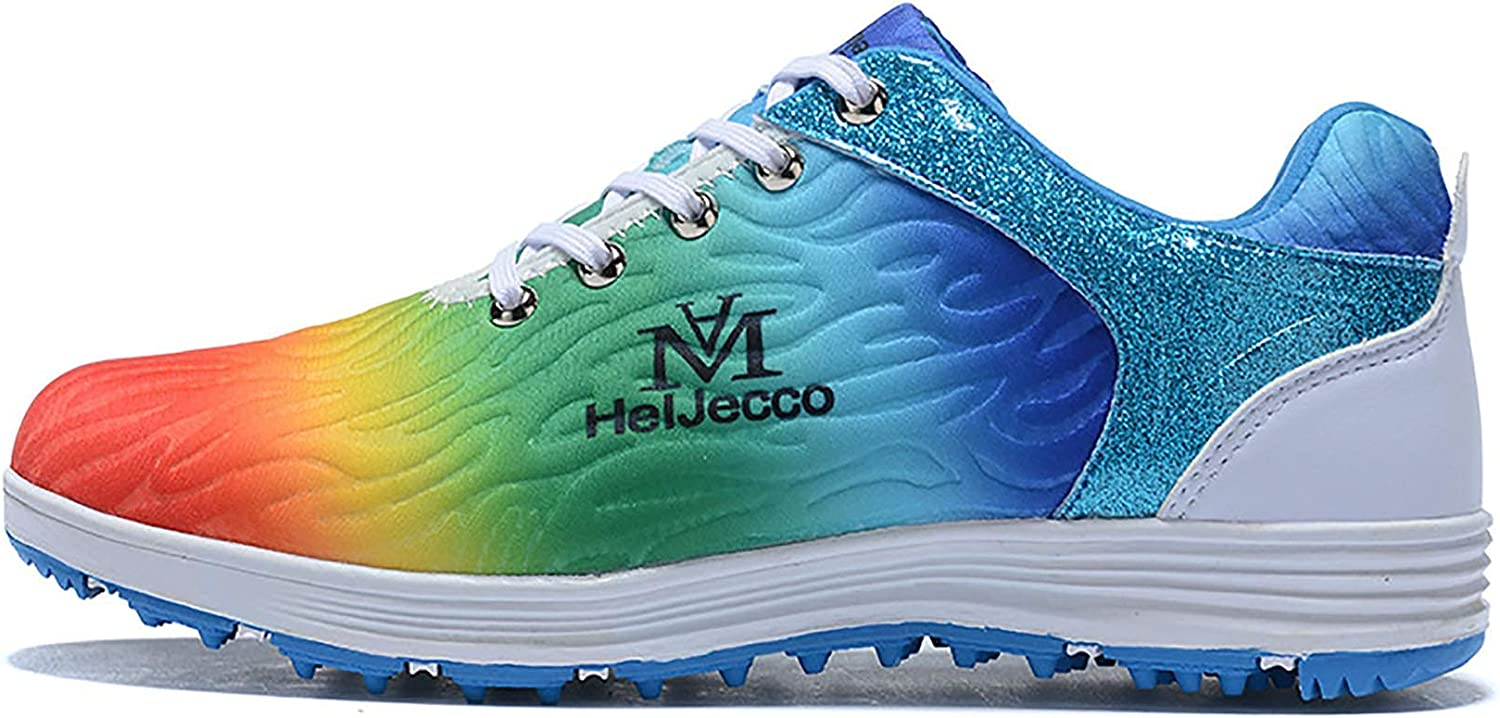 Beauty products AIAIⓇ Men's Golf Seattle Mall Shoes wear-Resista Colorful Sports