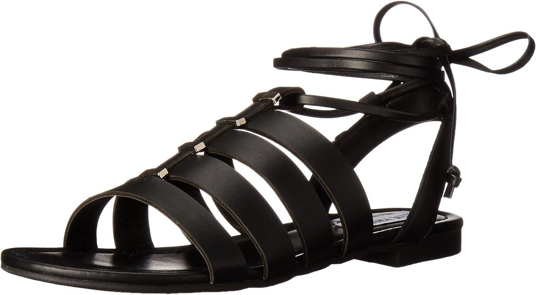 Steve Madden Women's Carrrter Flat Sandal