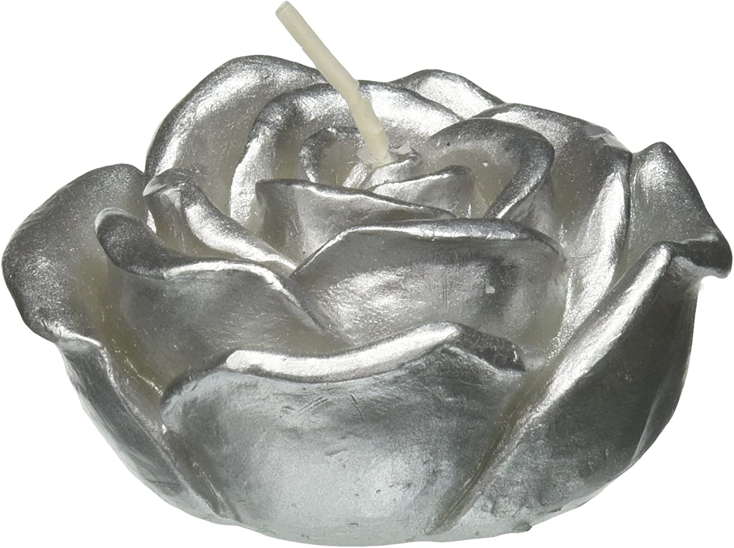 Max 78% OFF Zest Candle 12-Piece Folding Candles Popular shop is the lowest price challenge Ro Silver 3-Inch Metallic