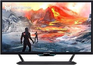 "Acer Predator CG437K Pbmiiippuzx 43"" 4K UHD NVIDIA G-SYNC Compatible Gaming Monitor with VESA Certified DisplayHDR 1000, 1..."