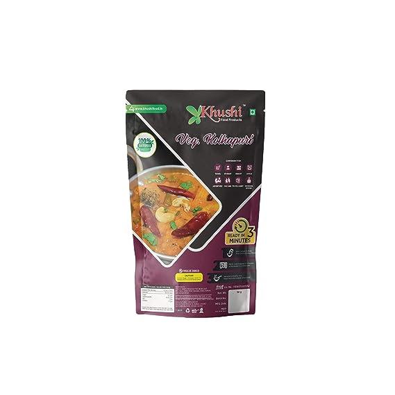 Khushi Food Products Veg Kolhapuri (50 g)
