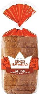 King's Hawaiian Original Hawaiian Sweet Sliced Bread 1 Count (Pack of 3)