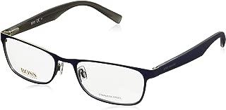 Boss Orange eyeglasses BO 0209 K0L Metal Matt Blue - Grey