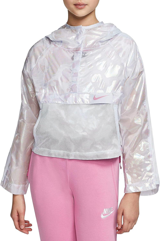Nike Girls Sports Wear Tech Pack Hip Packet Jacket Ck2737-085