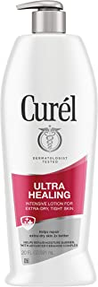 Curél Skincare Ultra Healing Intensive Lotion for Extra-Dry, Tight Skin, 20 Ounces