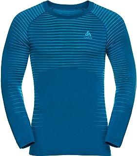 Odlo Bl Top Crew Neck L/S Performance Light heren Baselayer shirt