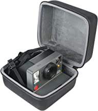 CO2CREA Hard case for Polaroid Originals 9008 9009 9003 One Step 2 View Finder Instant Camera (Travel case)