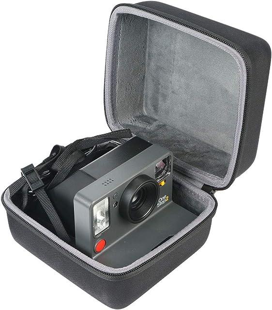 co2CREA Duro Viajar Caso Cubrir para Polaroid Originals 9009/9008/9003/9002 One Step 2 Viewfinder i-Type - Cámara Instantáneas(Travel Case)