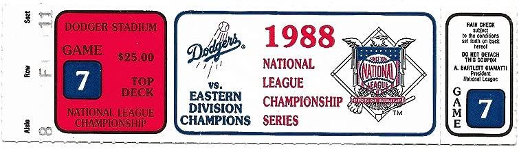 Best 1988 national league championship series Reviews