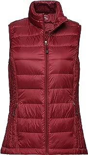 Women Packable Lightweight Down Vest Outdoor Puffer Vest