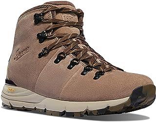 """حذاء المشي Mountain 600 4.5"""" 36232 Waterpoof للرجال من Danner، رمادي داكن - جلد سويدي - 8 D"""