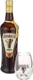 Amarula Cream in Geschenkpackung mit Glas 1 x 0.7 l