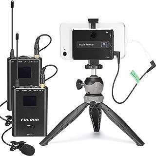 iphone microphone input