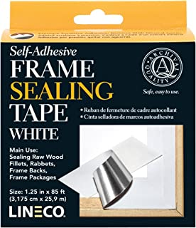 Frame Sealing Tape Color: White