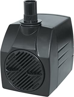 Danner 01727 SP-400 400 GPH Statuary Pond Pump with Barb Fittings