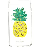 Kate Spade New York - Jeweled Pineapple Phone Case for iPhone 8 Plus
