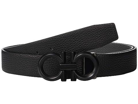 Salvatore Ferragamo Adjustable/Reversible Belt - 679939