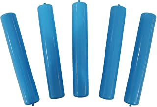 5 Reusable Ice Cube Sticks Freezable Water Bottle Cooling Rods ( 5 sticks)
