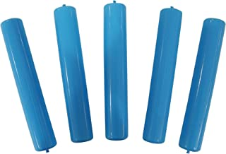Ice Cube Sticks 5 Reusable Freezable Water Bottle Cooling Rods (5 Sticks)