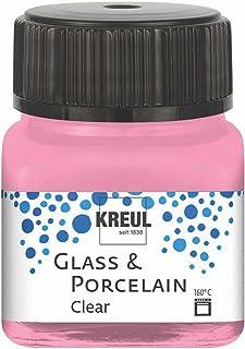 KREUL Color de Cristal y Porcelana, Rosa