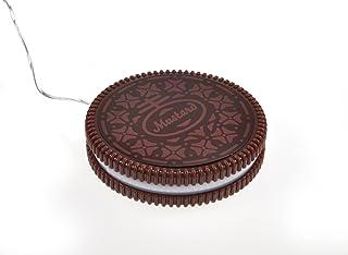 Mustard Chauffe-Tasse USB Sous-Verre – Marron Hot Cookie
