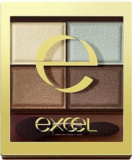 excel(エクセル) エクセル スキニーリッチシャドウSR08 アクアティックブラウン