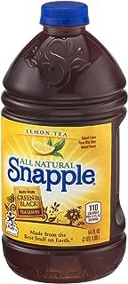 Snapple Lemon Ice Tea 64 oz