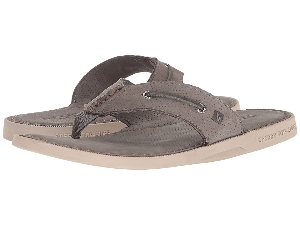 Sperry A/O Sandal Thong (Grey) Men