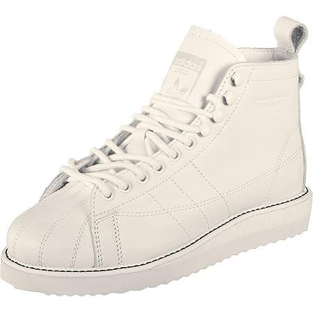 adidas Superstar Boot W Chaussures Cloud ,38 2/3 EU,Blanc : Amazon ...