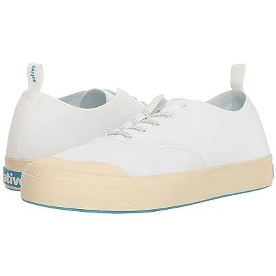Native Shoes Jefferson Plimsoll (Shell White/Bone White) Shoes