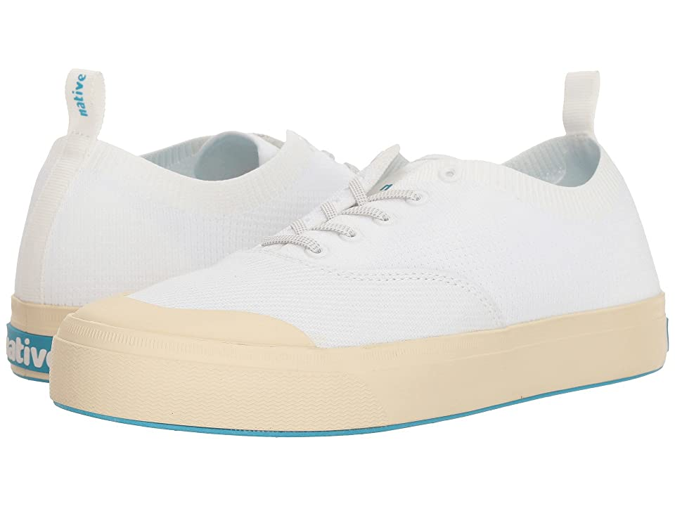 Native Shoes Jefferson Plimsoll (Shell White/Bone White) Shoes