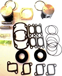 Rotax 447 Ultralight Engine Top End Rebuild Kit O/S Bore 67.75 Mm 1st Oversize