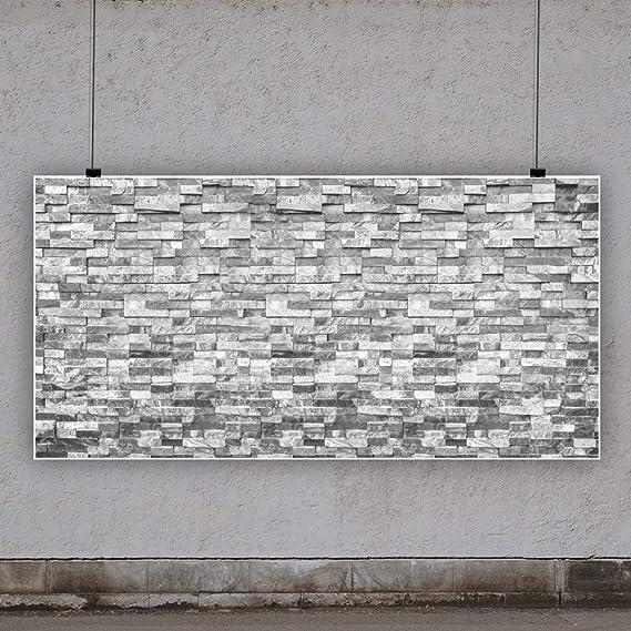 CdHBH 20x12ft Irregular Mable Brick Wall Backdrop Vinyl Newly Built Plain Texture Wall Photography Background Eatery Decoration Rough Wallpaper Adult Portrait Shoot Studio Artistic Photoshoot