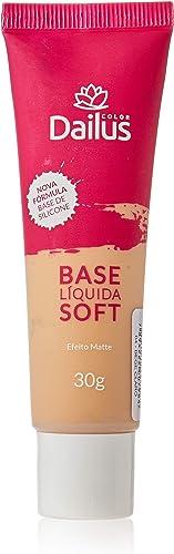 Base Bisnaga Líquida Soft 04- Bege Claro, Dailus, Bege Claro