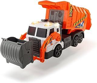 Simba Dickie Airpump Garbage Truck, Multi-Colour