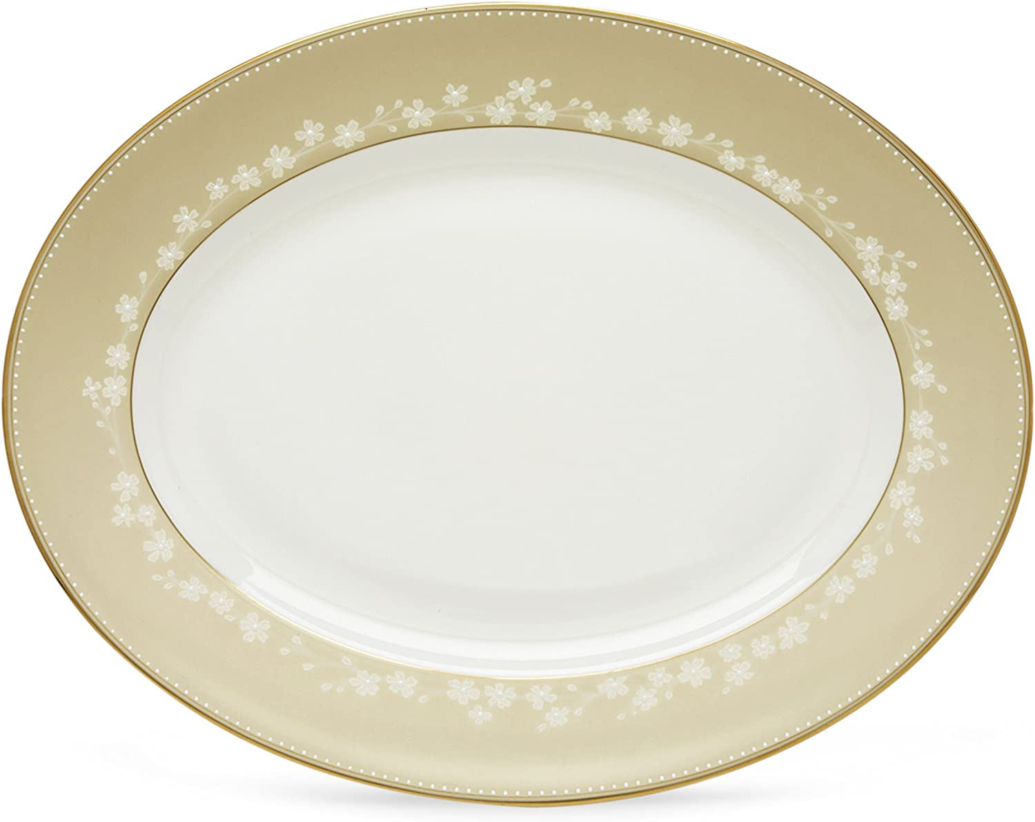Lenox Bellina Gold Oval Limited time for free shipping 13.0 shipfree Platter