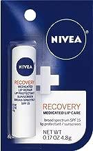 Nivea A Kiss of Recovery Medicated Lip Care SPF 15 -- 0.17 oz