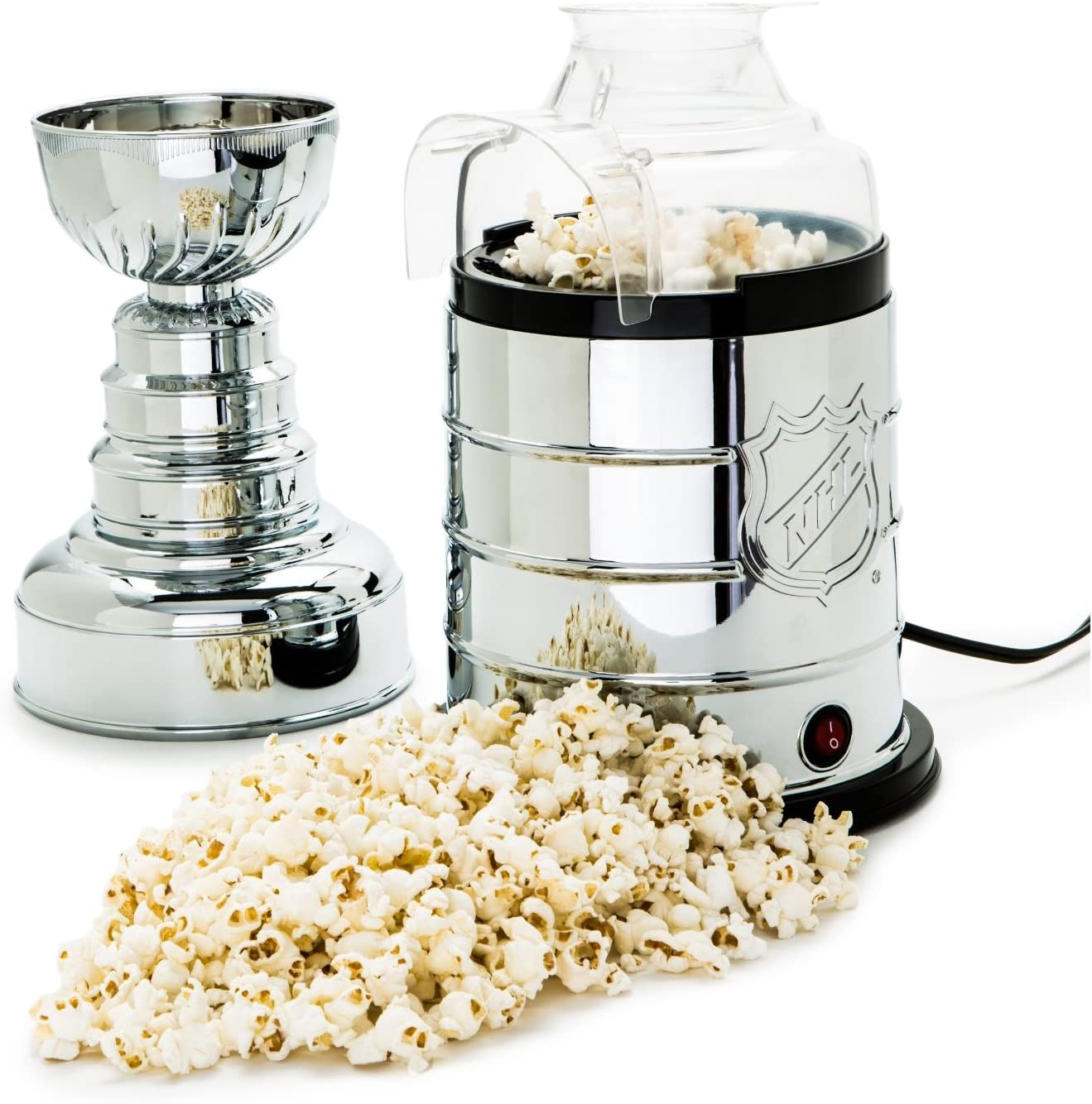 NHL League Logo Stanley Maker Max 76% OFF Cup Louisville-Jefferson County Mall Popcorn