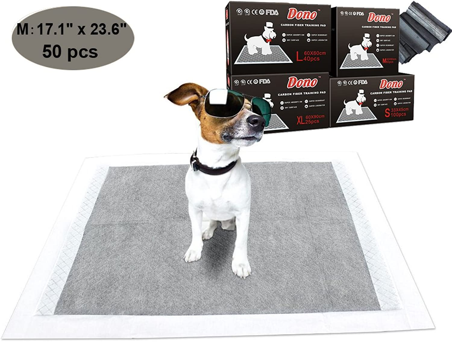 Puppy Training Super Absorbent Dog Training Pet Pads (M)