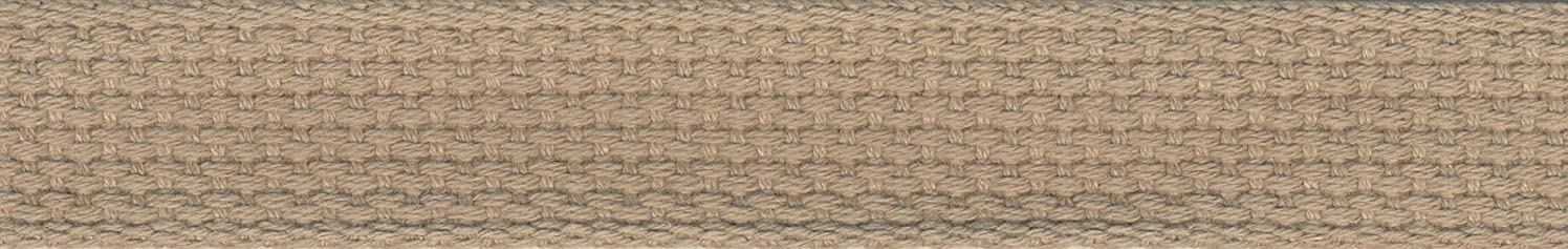 Simplicity 1861004149 25 mm Cotton Belting Trim and Embellishments, Brown