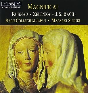 Kuhnau/Zelenka/J S Bach: Magnificat