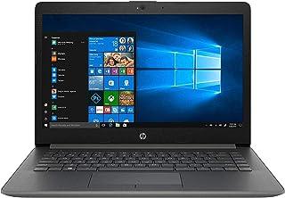 HP 14 Core i3 7th gen 14-inch Thin and Light Laptop (4GB/1TB HDD/Windows 10 Home/MS Office/Smoke Gray/1.59 kg), 14q-cs0014TU