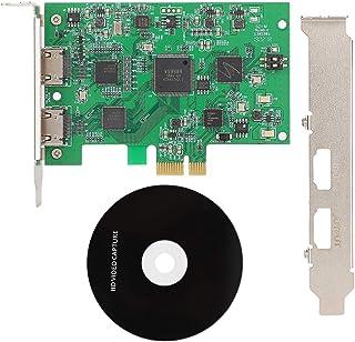 Romantic PresentUSB Video Capture Adapter, EC294 USB TV Capture Video Capture Card, Video Capture Card for Windows/Linux D...