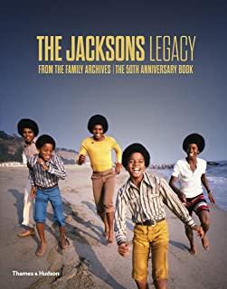 The Jacksons Legacy: From the Family Archives / The 50th Anniversary Book