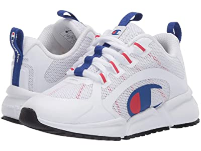 Champion Kids RF Pro Runner (Toddler) (White) Boy