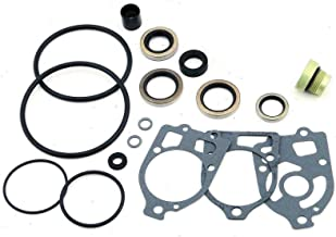 Lower Unit Seal Kit Mercury Mariner V6 135 150 175 200 225 Hp XR4 XR6 Magnum II III 1985 & Up with Plastic Water Pump 26-89238A2 18-2655 Read Product Description for Exact Fitment/Applications