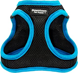 Downtown Pet Supply No Pull, Step in Adjustable Dog Harness with Padded Vest, Easy to Put on Small, Medium and Large Dogs...
