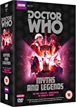 Doctor Who - Myths and Legends Collection Contains The Time Monster, Underworld, The Horns of Nimon anglais