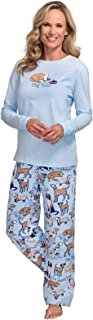 Dog Pajamas for Women - Christmas Pajamas Women Flannel